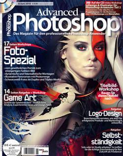 advanced ps 06 lesenswert: Advanced Photoshop
