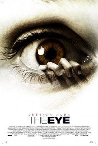 alba the eye poster 202x300 The Eye (ins Auge)