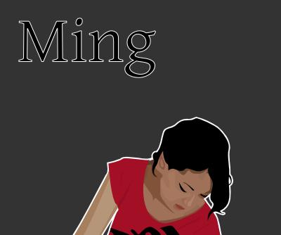 blog ming Mei ing Nieuwland aka Ming