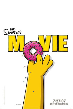 blog simpsons movie Simpsons, the movie!
