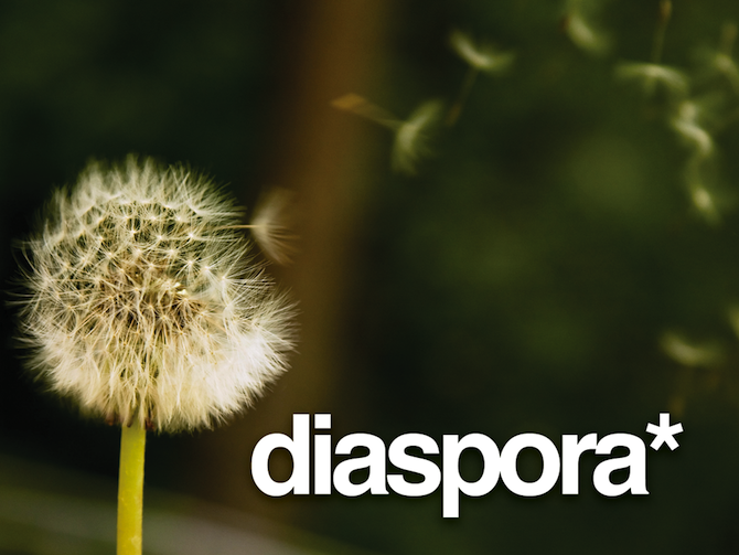 diaspora dandy logo 670 Why Diaspora rocks