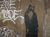 thumbs stencil style Reisebericht: Berlin