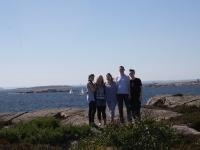 thumbs gruppenfoto Reisebericht: Norwegen 2010