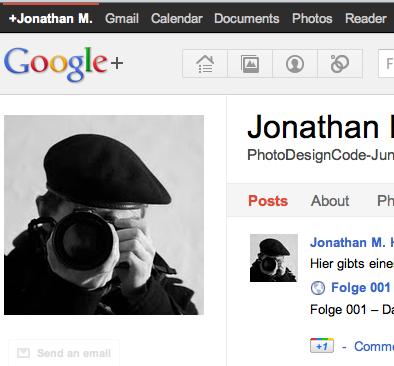 google plus profile Google+, ein erster Eindruck